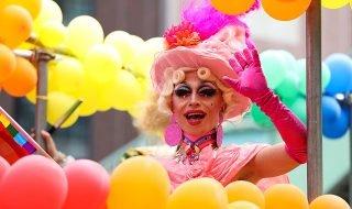 ЛГБТ-прайд в Токио