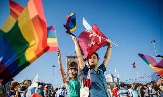 ЛГБТ-прайд в Турции