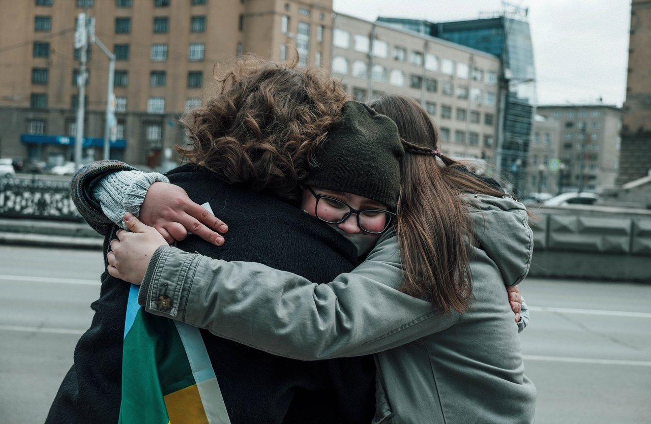 """ЛГБТ-акция """"День молчания"""" в Новосибирске прошла без происшествий"""
