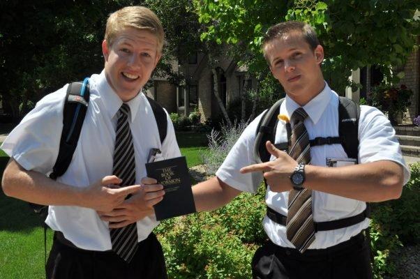 мормоны