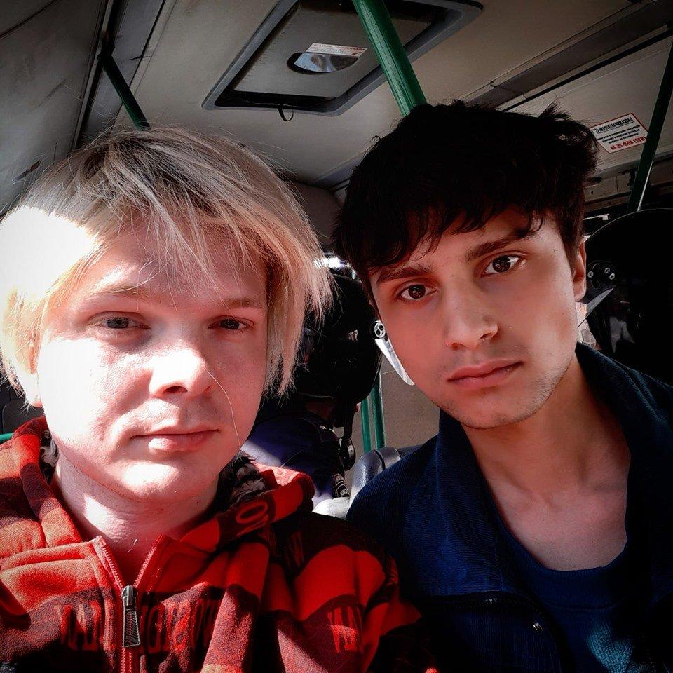 На первомае в Питере начались задержания ЛГБТ-активистов
