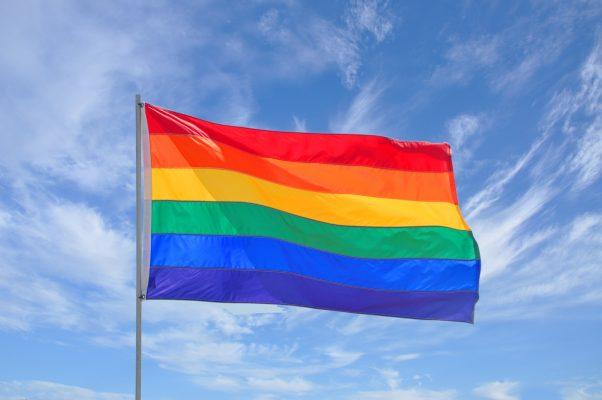 ЛГБТ-флаг