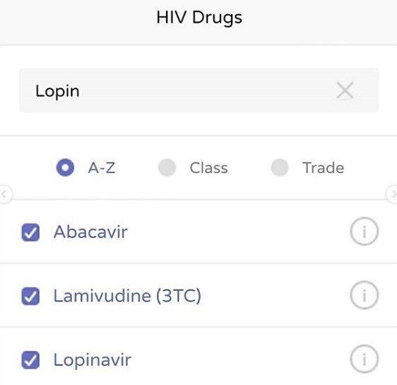 Как проверять взаимодействие лекарств с АРВ-препаратами