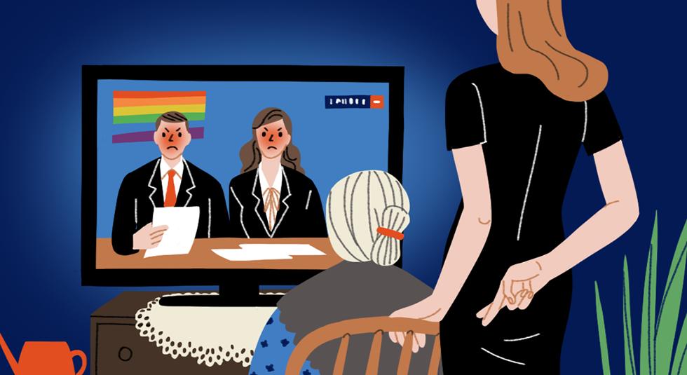 Дети ЛГБТ-родителей рассказали о том, как росли в однополых семьях