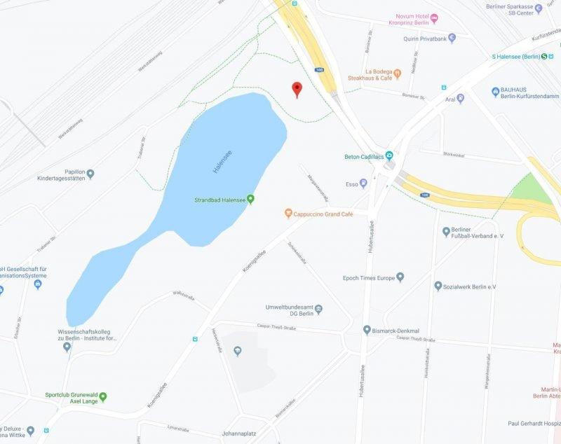 Берлин: где нудисты там и геи, где геи там круизинг