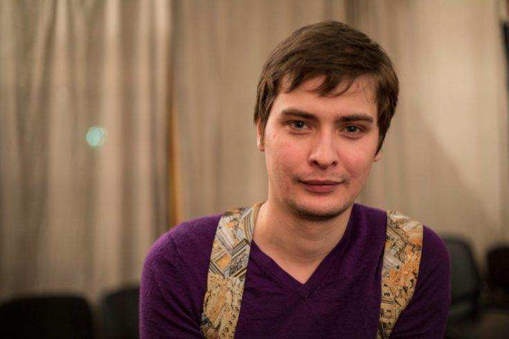 Игорь Синельников.