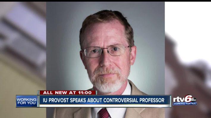 Профессор-гомофоб