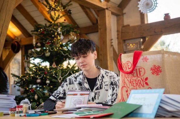 тысячи рождественских открыток