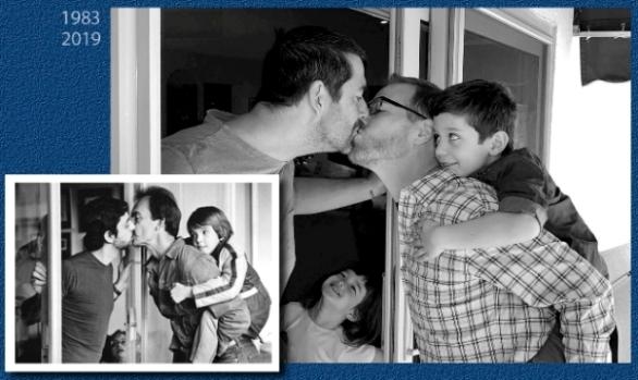 Фото гей-семьи