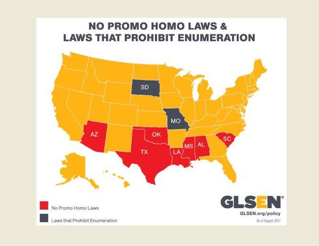 """Законопроект об исключении """"гомосексуальности"""" из школьных программ внесён в США"""