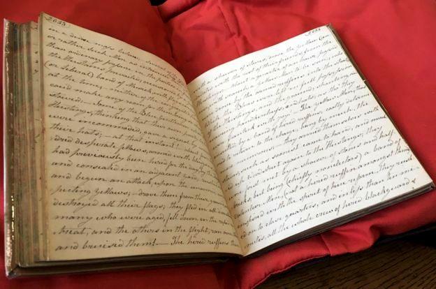 Дневник 200-летней давности переписывает ЛГБТ-историю
