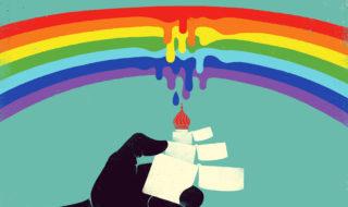 ЛГБТ-людей