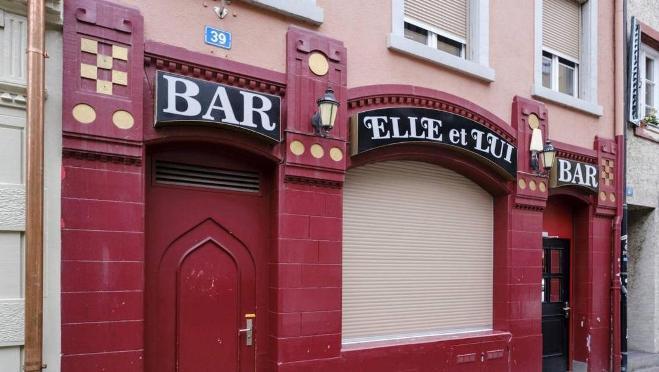 На месте гей-бара откроется нудистский ресторан
