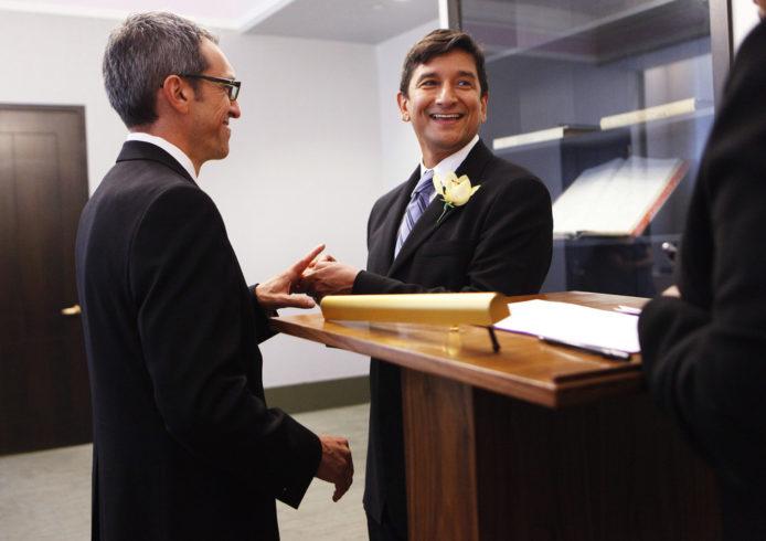 Как оформить гей-брак в Нью-Йорке