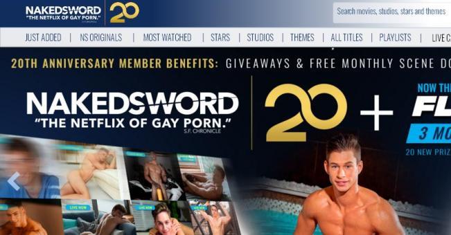 Гид по гей порно