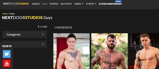 гей-порно