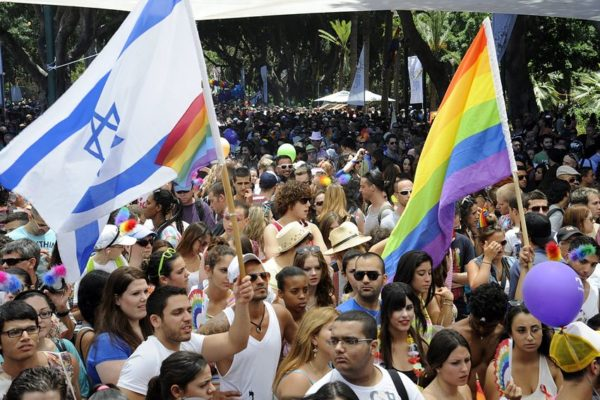 Израильские ЛГБТ-прайды