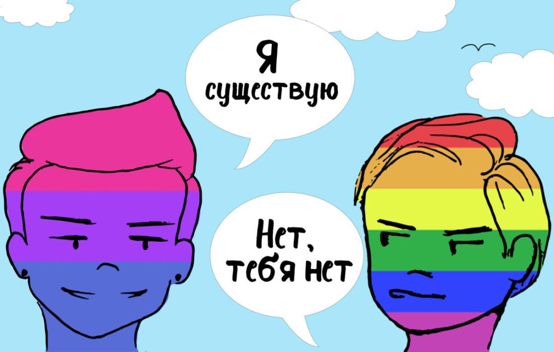 Бисексуальный Сайт