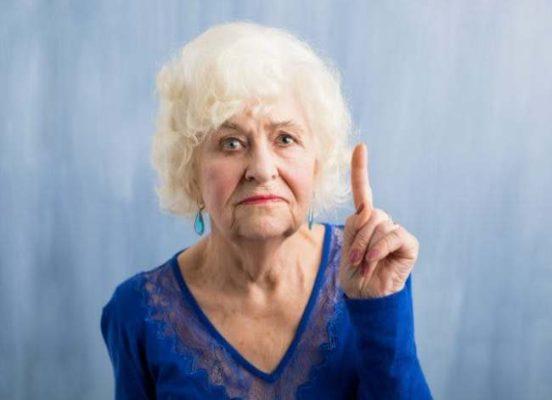 приглашать бабушку-гомофобку