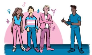 трансгендерных людей