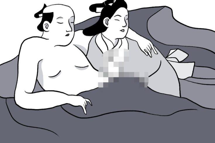 Все о гомосексуальности в Японии, буддистских монахах и самураях