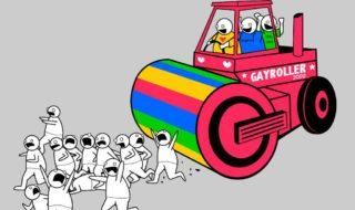 ЛГБТ-заговор