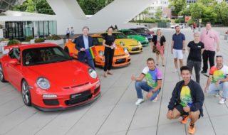 компания Porsche