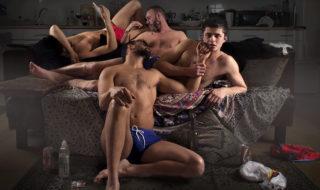 практикуют химсекс