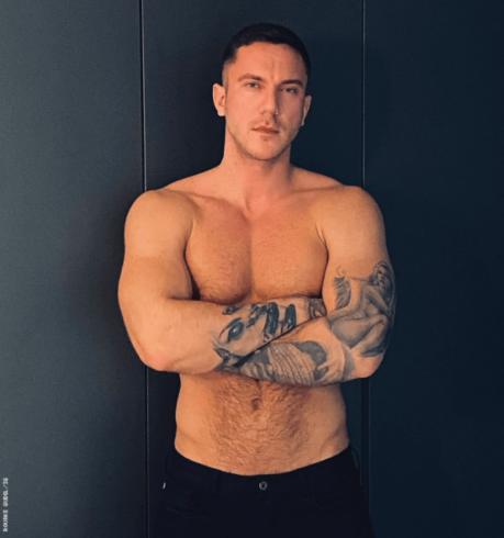 – Самый популярный гей-актёр – Zilv Gudel