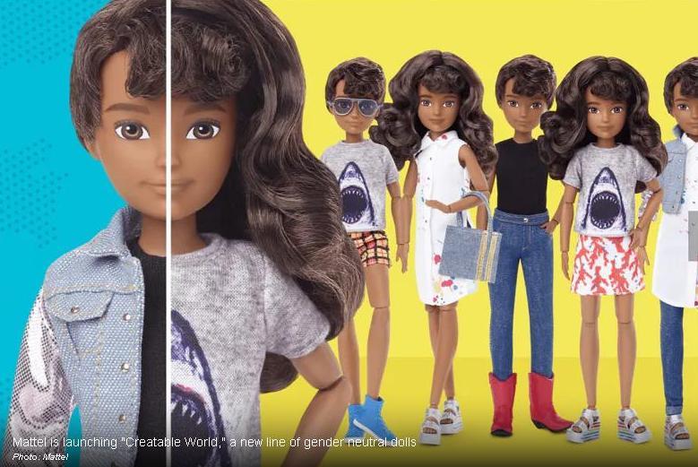 У американской куклы Киры появились тёти-лесбиянки