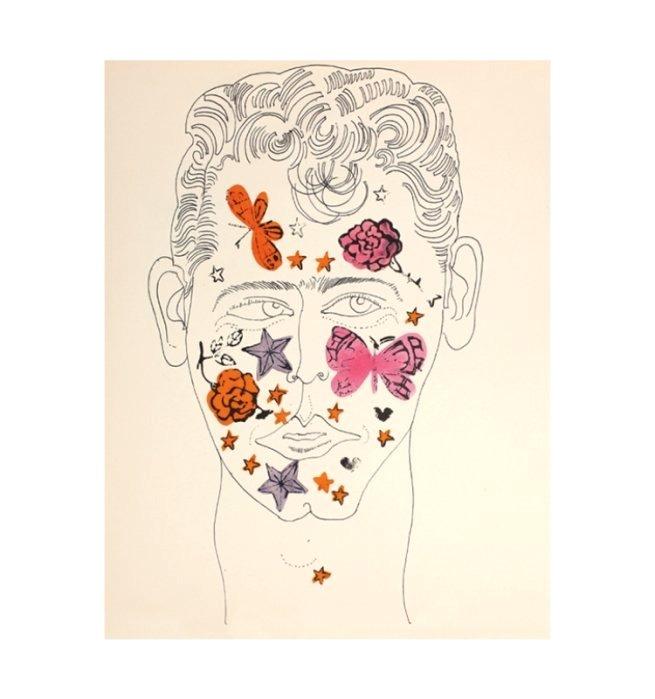 Энди Уорхол: эротическая графика 1950-1960 годов