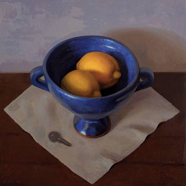 Лимоны и ключ