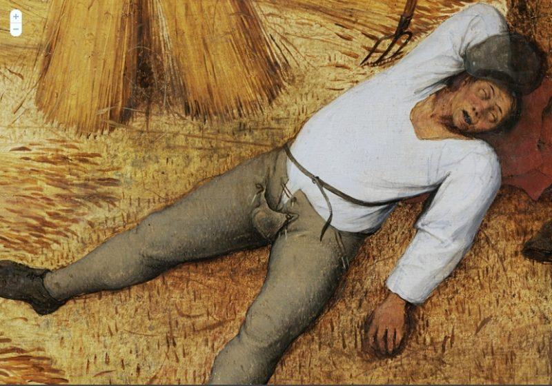Питер Брейгель, (1565)