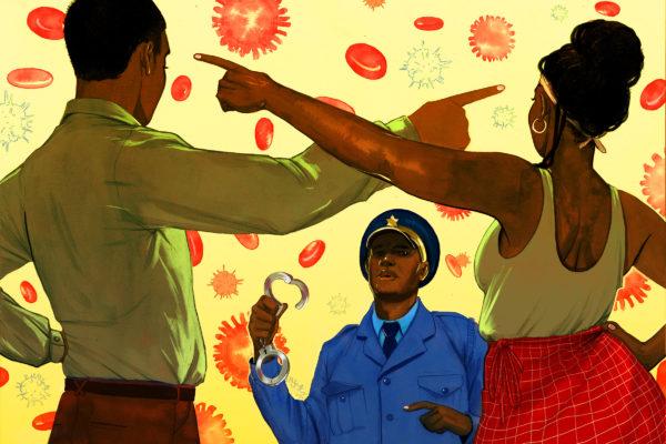 Криминализации ВИЧ