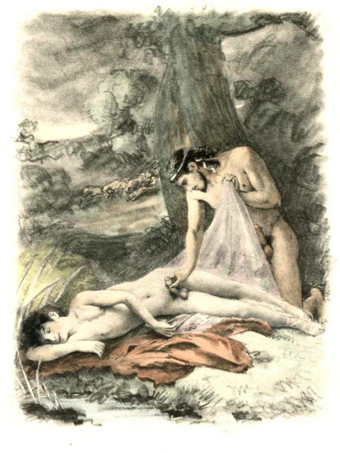 Оргазм в литературе
