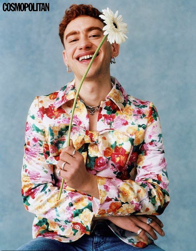 Олли Александр рассказал о стиле, сексуальности и самовыражении