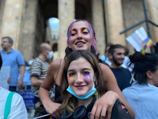Фото Tbilisi Pride