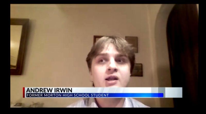 Учитель в США объяснила школьникам, почему «зародыши становятся геями»