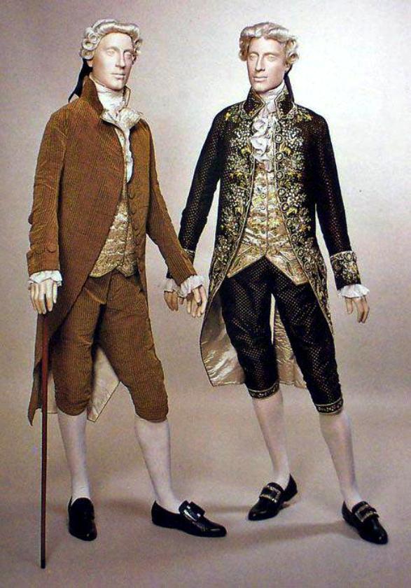 Гомосексуальная субкультура Лондона XVII-XVIII веков