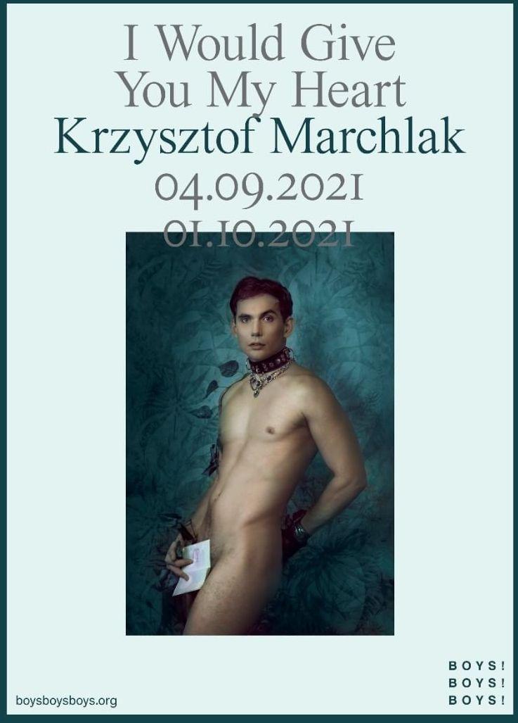 Выставка польского квир-фотографа открылась в Лондоне