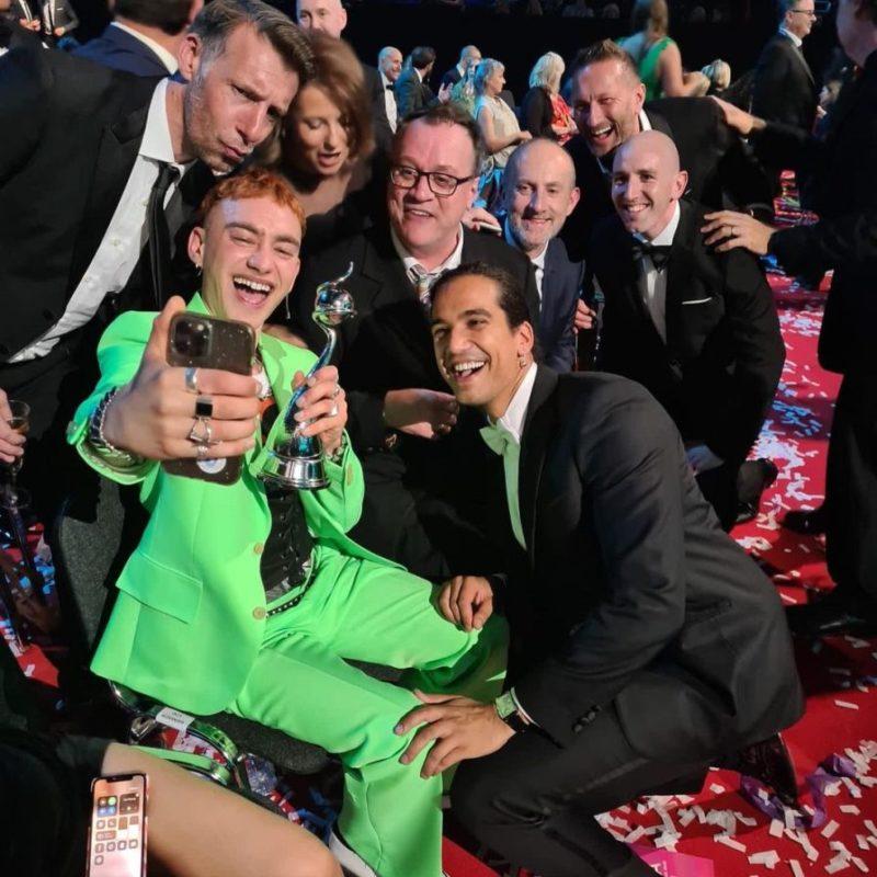 Сериал «Это грех» получил главную премию британского телевидения