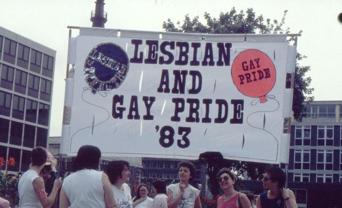 Сёстры по крови: Почему в акрониме ЛГБТ первая буква «Л»