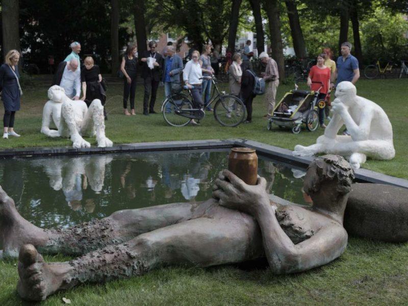 Квир-фонтан возвращается в Мюнстер